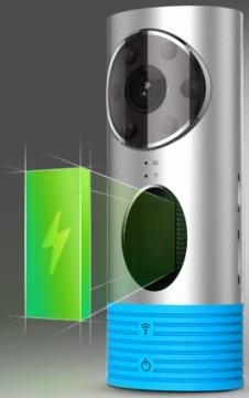"""""""3G CleverDog""""  оснащен встроенным аккумулятором для автономной работы при отключении основного питания"""