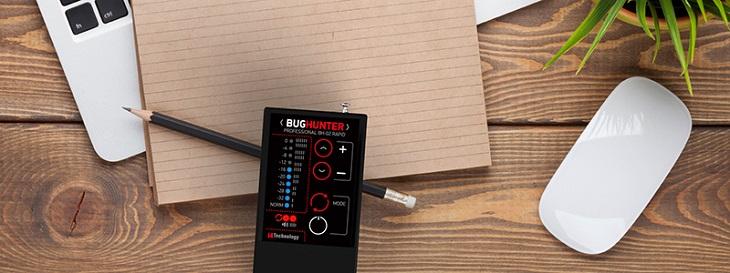 """Детектор жучков """"BugHunter Professional BH-02 Rapid"""""""