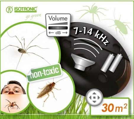 """""""Beetle L3"""" — абсолютно безопасный, эффективный и достаточно мощный для своих размеров отпугиватель насекомых"""