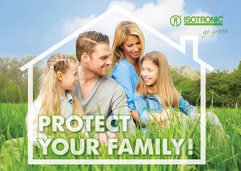 ISOTRONIC — одна из европейских компаний, разрабатывающих новейшие экологичные и безопасные технологии для дома
