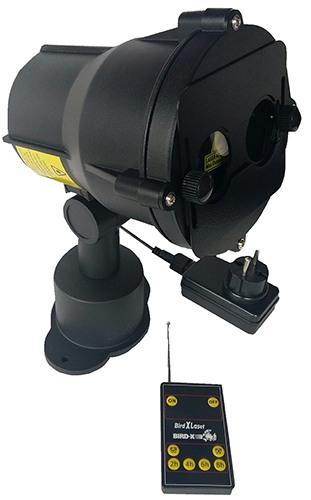"""Лазерный отпугиватель """"Bird-X Laser Outdoor"""" быстро и без шума прогонит всех пернатых с вашего участка"""