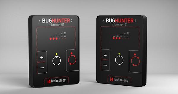 """""""BugHunter Micro"""" — миниатюрный обнаружитель шпионской аппаратуры, не уступающий по функционалу профессиональным аналогам"""