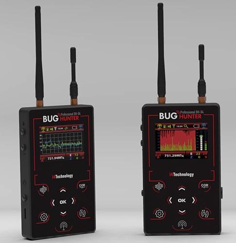 Профессиональный детектор жучков BugHunter Professional BH-04