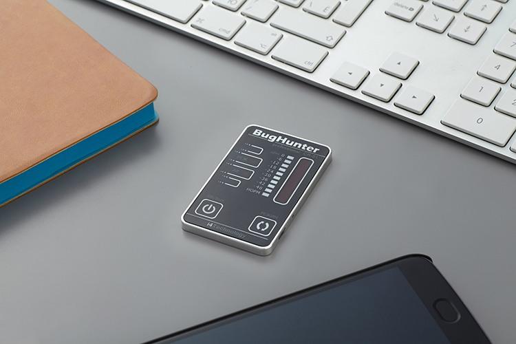 Этот стильный и компактный аппарат не займет много свободного места на вашем рабочем столе