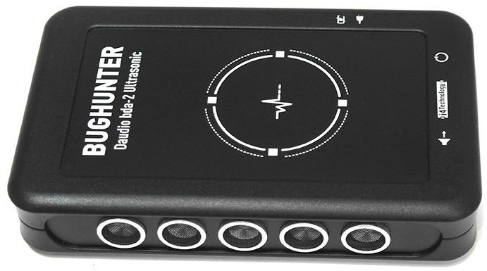 Подавитель микрофонов и диктофонов BugHunter DAudio bda-2 Ultrasonic
