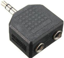 Используя аудиоразветвитель jack 3,5 мм, вы можете подключить к подавителю одновременно две ультразвуковые колонки