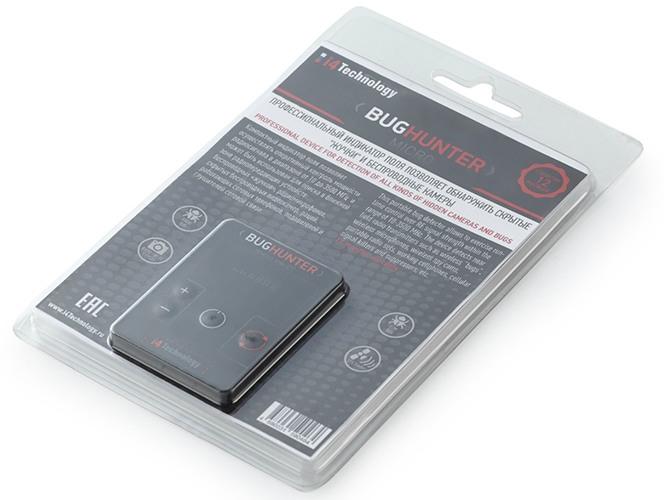 """Модель """"BugHunter Micro"""" поставляется покупателям в элегантной фирменной упаковке"""