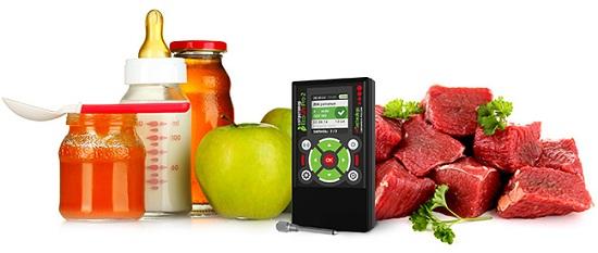 """Детское питание, фрукты, овощи, соки и мясо — """"EcoLifePro 2"""" способен контролировать качество многих продуктов, особенно входящих в рацион детского питания"""