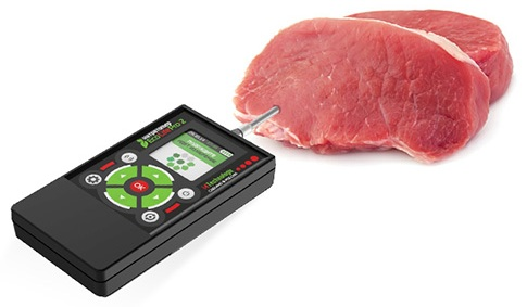 """""""EcoLifePro 2"""" можно использовать для определения качества свежего мяса, но не заводских изделий из мяса, прошедших обработку"""
