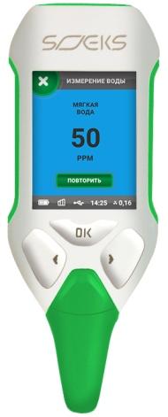 Эковизор F2 СОЭКС позволит вам измерять содержание нитратов в продуктах питания перед их употреблением и определять пригодность воды к питью