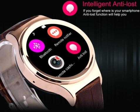 "Cмарт-часы ""Ewik W6"" помогут быстро найти Ваш смартфон и наоборот"