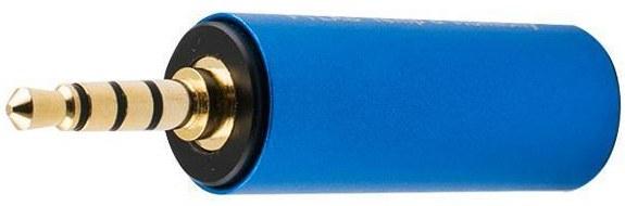 Для работы термометра необходимо наличие у смартфона 4-контактного разъема гарнитуры
