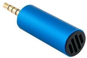 Встроенный датчик имеет защиту в виде решетки на торце прибора