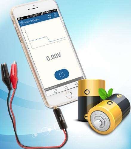 """Для проведения измерений вольтметром """"FSV-001"""" следует установить приложение"""