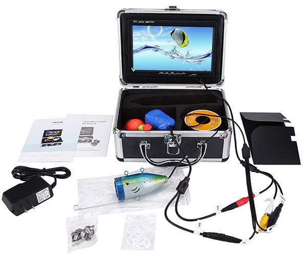 """Видеокамера для рыбалки """"SyanSpan F01"""": комплектация"""