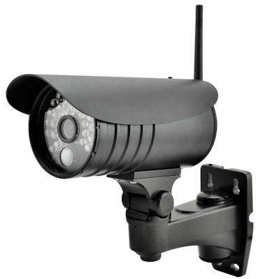 """Камеры видеокомплекта """"GosCam 8109JU"""" имеют  высокое разрешение, что обеспечивает прекрасное качество  видео"""