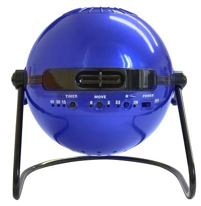 Обновленный планетарий HomeStar Classic проецирует динамичное изображение звездного небосвода