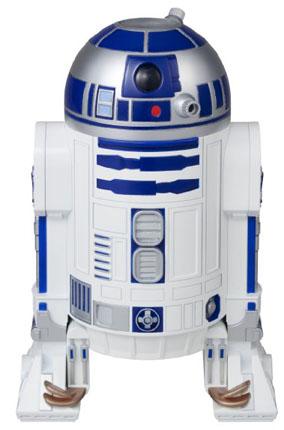 """Внешне планетарий практически неотличим от оригинала — дроида R2-D2 из """"Звездных войн"""""""