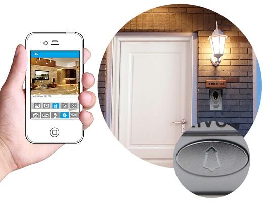 Устройство способно передавать видеосигнал с камеры на смартфон в любой точке мира при условии наличия доступа в интернет