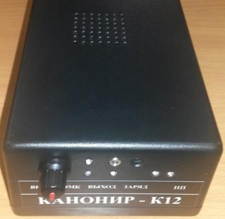 """Модель """"Канонир 12К"""" отличается от аналогов высокой дальность действия и надежностью защиты от прослушивания"""