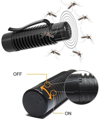Устройство включается и выключается при помощи поворотного переключателя в нижней части корпуса
