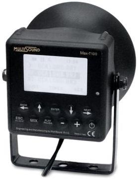 """""""MAX-T100"""" — один из самых совершенных электронных манков MultiSound на сегодняшний день"""