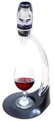 """Аэратор """"Magic Decanter Deluxe"""" способен улучшать не только вкус, но и внешний вид вина"""