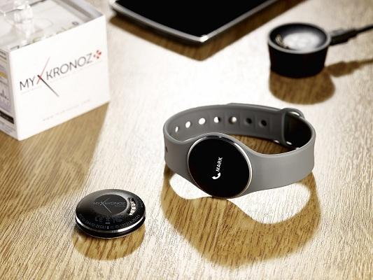 Смарт-часы MyKronoz ZeCircle идеально соответствуют всем требованиям, предъявляемым к современным гаджетам не только в плане функциональности, но и по стилю (нажмите на фото для увеличения)