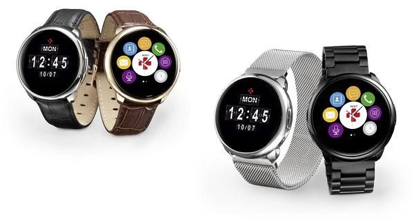 Премиум-версия гаджета способна угодить и тем, кто предпочитает часы с кожаными ремешками, и тем, кто привык к металлическим браслетам (нажмите на фото для увеличения)