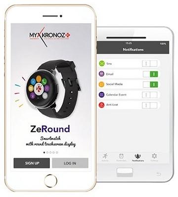 Фирменное мобильное приложение для iOS / Android обеспечивает высокий уровень взаимодействия часов со смартфоном и позволяет тонко настраивать гаджет