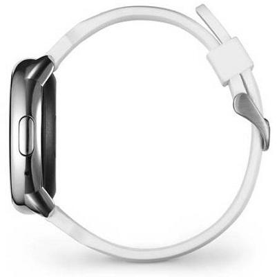 Гаджет имеет классический силиконовый браслет, регулирующийся по обхвату в широком диапазоне, что позволяет носить его и на большой мужской, и на элегантной женской руке