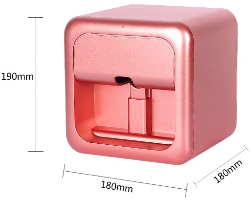 Принтер для ногтей Nailgogo F4