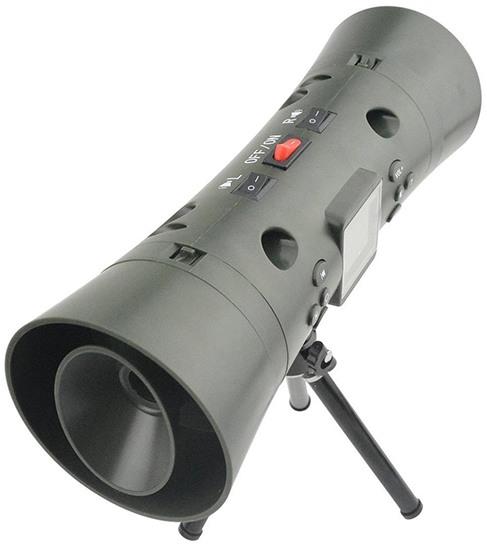 Охотник SH2 — профессиональный электронный манок с двумя направленными динамиками