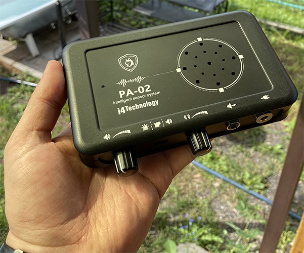"Персональная охранная сигнализация ""PA02"""