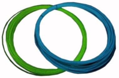 Набор состоит из 2 нитей пластика разного цвета