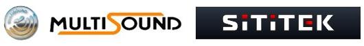 Наша компания SITITEK является официальным партнером MultiSound S.n.C. в России!