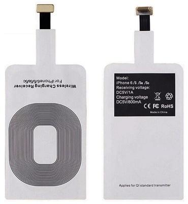 Данный мини-адаптер — идеальное решение проблемы отсутствия в iOS-устройствах поддержки модной беспроводной зарядки