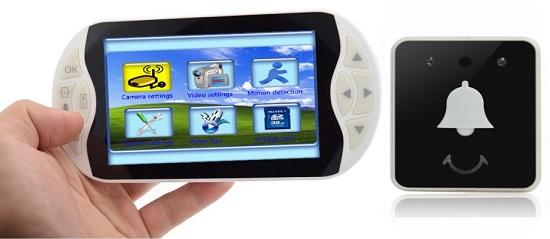 Беспроводной видеоглазок SE-S519 — универсальное устройство, которому найдется применение в каждом доме (нажмите на фото для увеличения)