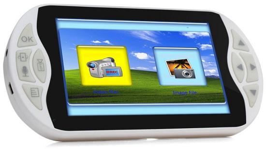 Управление режимами фото- и видеосъемки, а также просмотр отснятых материалов осуществляется в соответствующих разделах меню устройства (нажмите на фото для увеличения)