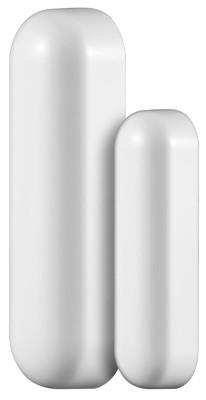 Датчик открывания двери из комплекта сигнализации состоит из двух устройств: геркона и магнита