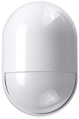 Датчик открывания двери, которым комплектуется сигнализация, имеет современный дизайн и удачно впишется в любой интерьер