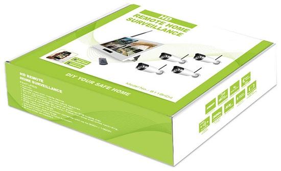 Комплект поставляется в компактной картонной коробке (дизайн упаковки может быть изменен)(нажмите на фото для увеличения)