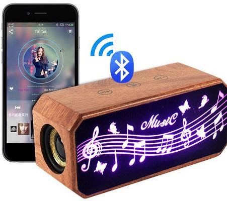 Беспроводная Bluetooth колонка SITITEK BSW16 обеспечивает высокое качество звучания и обладает целым набором дополнительных полезных функций