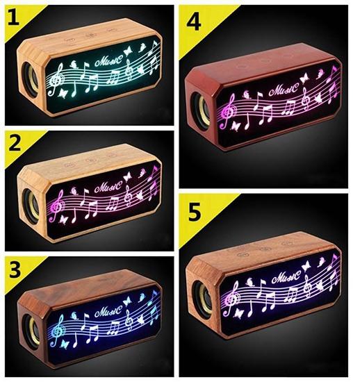 5 вариантов корпуса беспроводной Bluetooth колонки SITITEK BSW16 (нажмите на фото для увеличения)