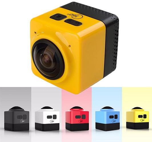 Посмотрите на существующие расцветки корпуса камеры и выберите ту, которая понравится именно вам! (нажмите на фото для увеличения)