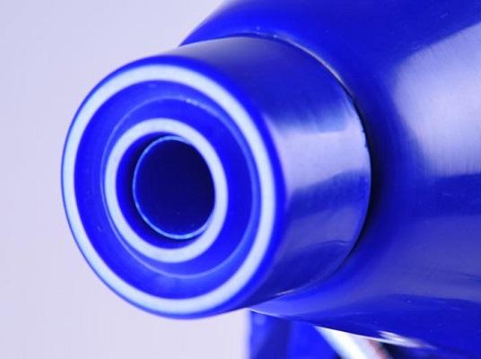 Форсунка данной модели позволяет быстро и эффективно распылять любые жидкие растворы