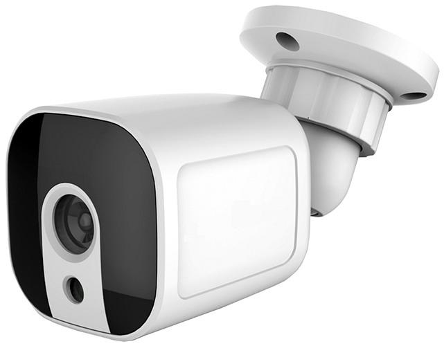 Стандартные камеры из комплекта благодаря подвижному основанию подходят для монтажа практически на любую горизонтальную или вертикальную поверхность (нажмите на фото для увеличения)