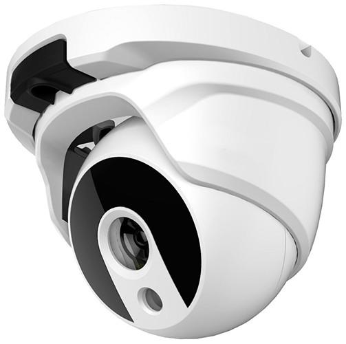 Купольные камеры идеально подходят для установки на потолок и обеспечивают прекрасный обзор выбранной области с видом сверху (нажмите на фото для увеличения)