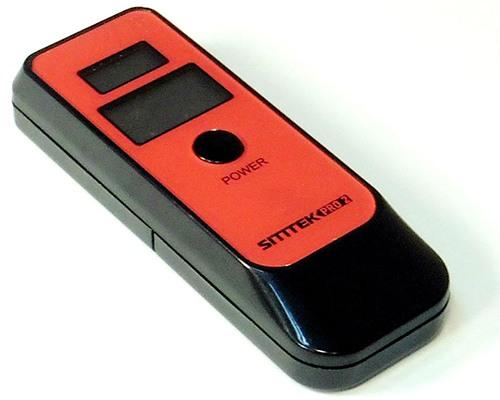 Алкотестер SITITEK PRO2 сочетает в себе привлекательную стоимость, быстроту измерений и расширенный функционал