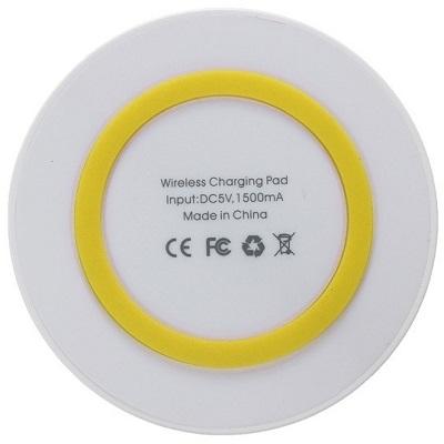 Нужна простая и доступная беспроводная зарядка стандарта Qi? Выбирайте модель SITITEK QI-01!